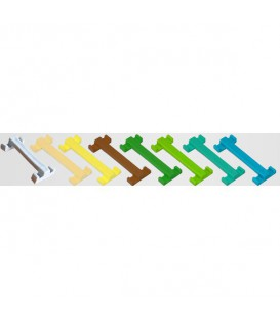 Spojovací konektor pro plastovou rohož