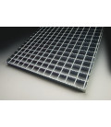 Protiskluzový kovový rošt odporově svařovaný XSP