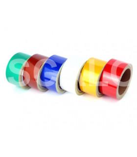 Samolepící reflexní páska 25 mm x 1 m