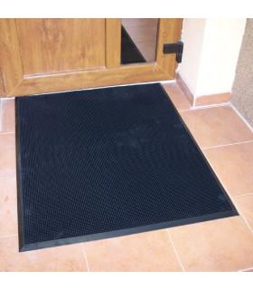Kaučuková kartáčová čistící rohož 80 x 100 cm