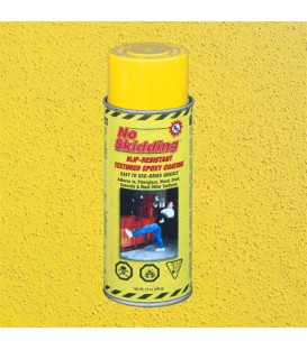 Protiskluzový sprej - žlutý