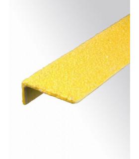Protiskluzové schodové nášlapy žluté