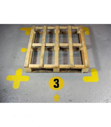 Podlahové značky a rámečky