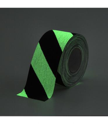 Fotoluminiscenční protiskluzové pásky