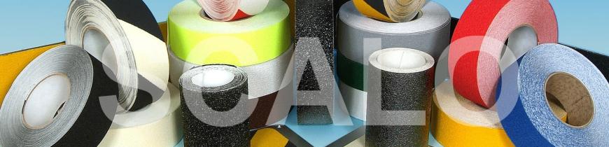 Protiskluzové pásky samolepící